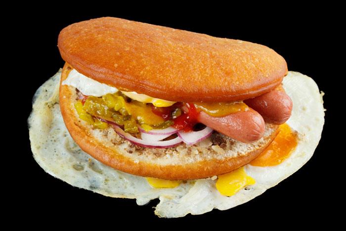 Финский пирог с сосисками и яйцом. Фото: Ari Nousiainen/Photos.com