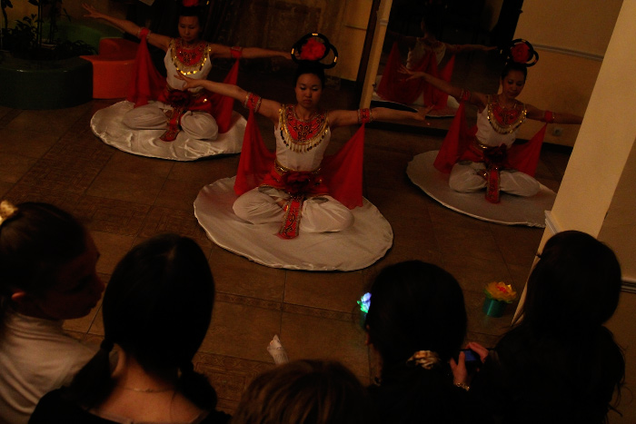 Танец «Лотос». Фото: Николай Ошкай/Великая Эпоха (The Epoch Times)