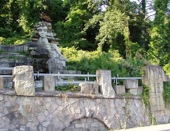 Символическое изображение Мацесты. Фото: Yufereff/commons.wikimedia.org