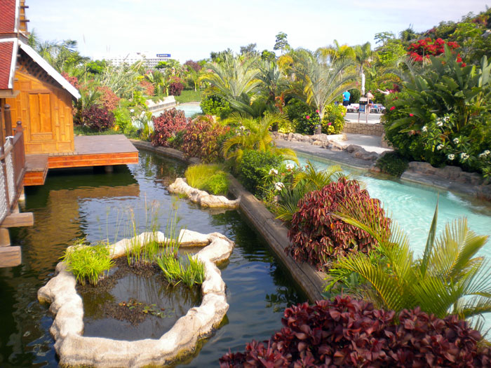 Аквапарк Siam Park Tenerife, Испания. фото: stephen jones/flickr.com