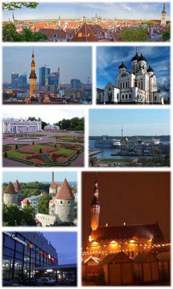 Таллин. Фото: dalbera/commons.wikimedia.org