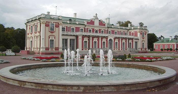 Фонтан в парке Кадриорг, Таллин. Фото: Ave Maria Moistlik/commons.wikimedia.org