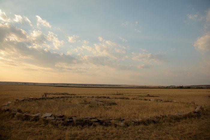 Аркаим, Челябинская область, Россия. Фото: culture.ru