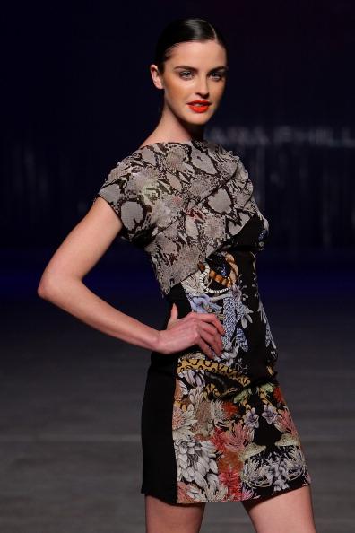MBFFS 2011: Австралийская Неделя моды, 23 августа 2011, Сидней, Австралия.  Фото: Graham Denholm/Getty Images