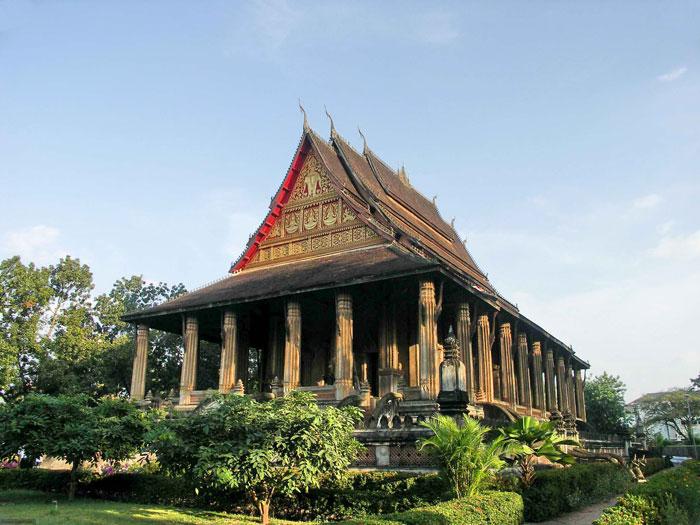 Храм Изумрудного Будды. Фото: pfjc&pfjc2/flickr.com