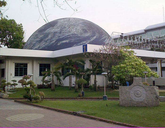 Бангкокский планетарий. Фото: Paul_012/commons.wikimedia.org