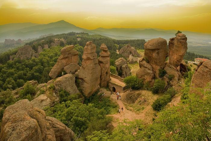 Белоградчикские скалы. Фото: Eugene Ivanoff/Photos.com