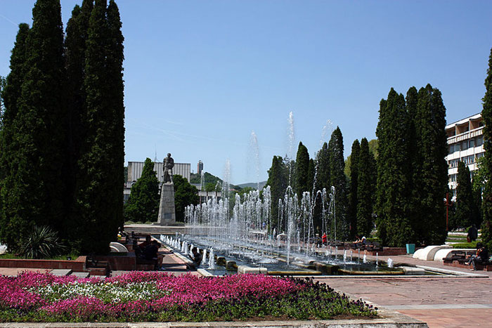 Центральная площадь, Монтана, Болгария. Фото: Edal Anton Lefterov/commons.wikimedia.org