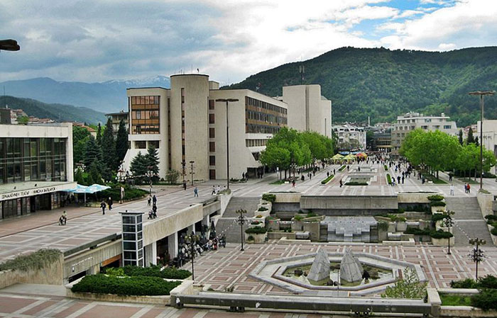 Благоевград, Болгария. Фото: Georgi Nikolchev/commons.wikimedia.org
