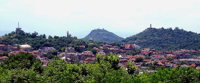 Пловдив, Болгария. Фото: Avidius/commons.wikimedia.org