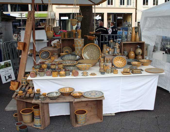 Глиняные изделия. Фото: oldigitaleye/flickr.com