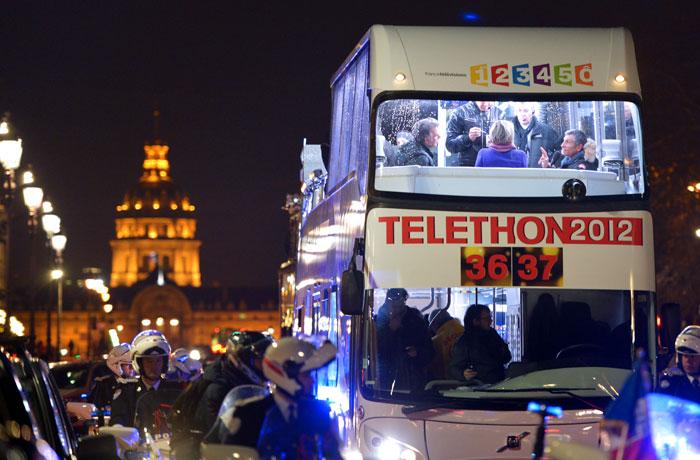 Городской транспорт большинства городов Франции состоит из автобусов, иногда трамваев, метро, пригородных поездов и такси. Фото: MIGUEL MEDINA/AFP/Getty Images