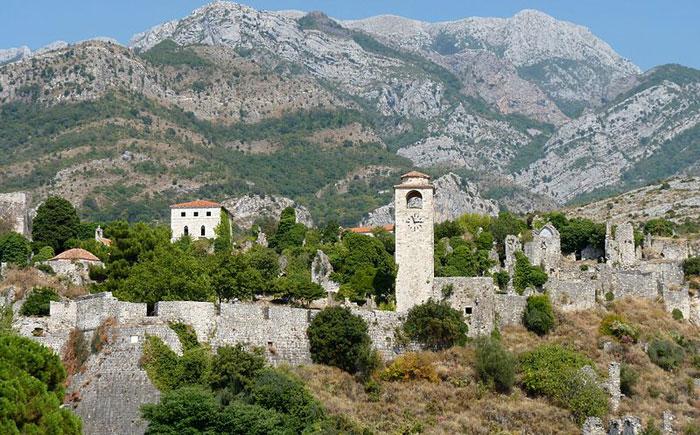 Старый Бар, Черногория. Фото: Dudva/commons.wikimedia.org