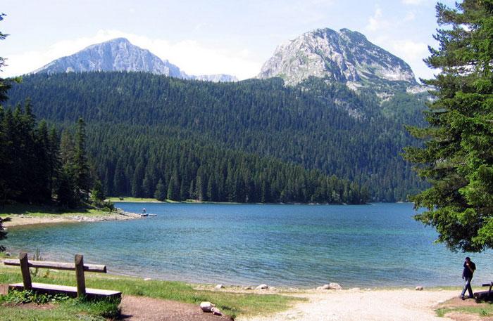 Черное озеро, Черногория. Фото: Nije bitno/commons.wikimedia.org