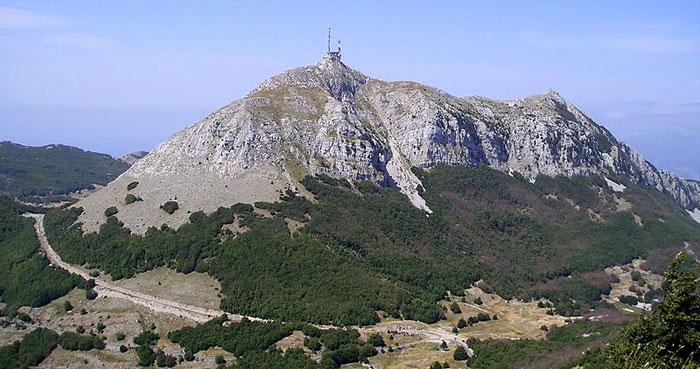 Национальный парк Ловчен в Черногории. фото: Michal Krumnikl/commons.wikimedia.org
