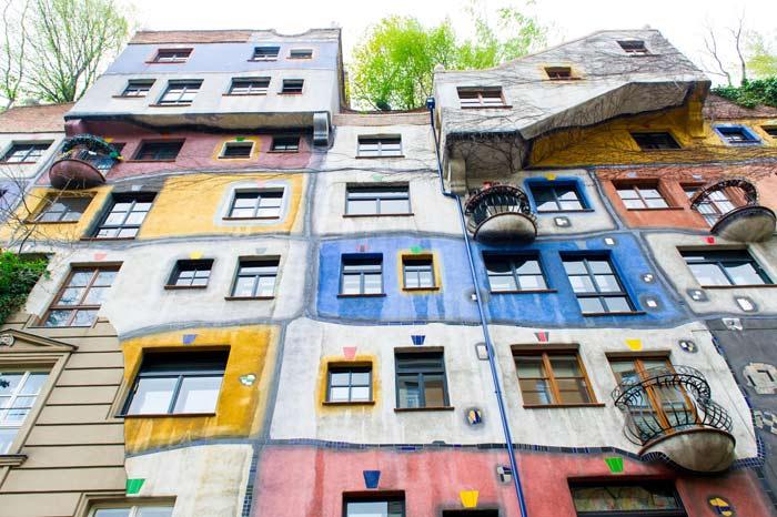 Дом Хундертвассера, Вена, Австрия. Фото: amoklv/Photos.com