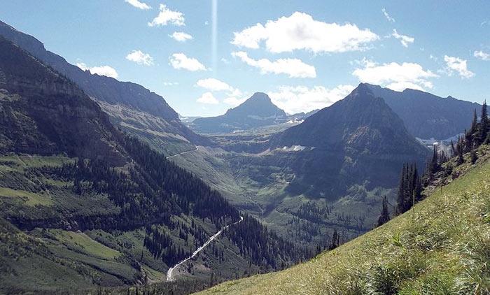 Национальный парк Глейшер, северный штат Монтана, США. фото: Mountain walrus/commons.wikimedia.org