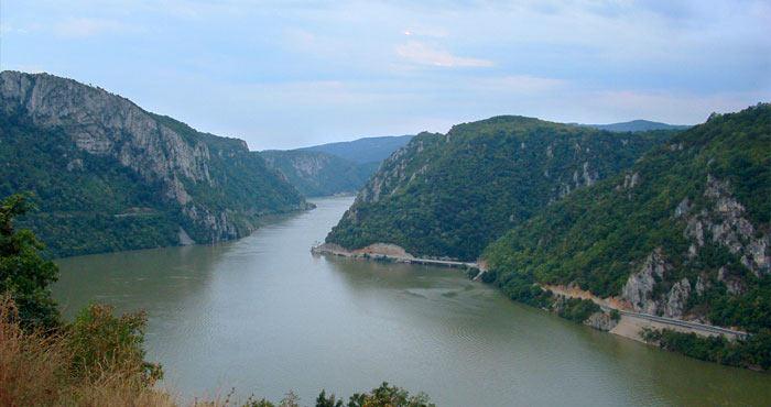 Джердапское ущелье, Сербия. Фото: voiceofserbia.org
