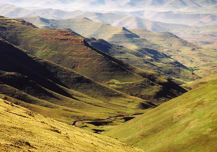 Зеленые горы Африки, Мохотлонг. Фото: tourtime.ru