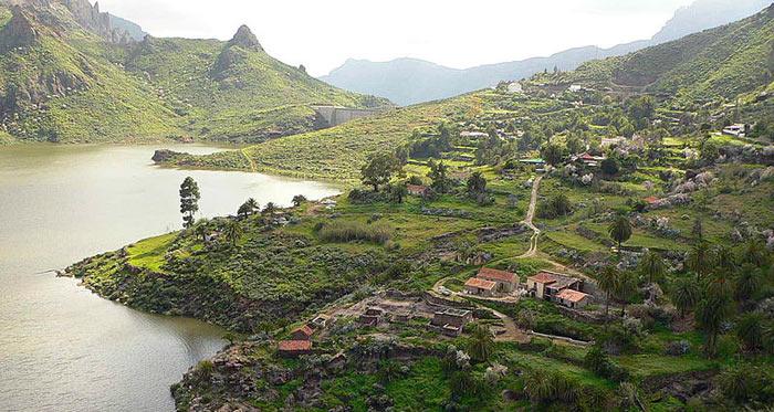 Гран-Канария, Канарские острова, Испания. Фото: Marianne Perdomo/commons.wikimedia.org