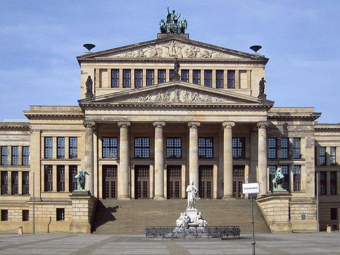 Берлинский драматический театр. Фото: Manfred Bruckels/commons.wikimedia.org