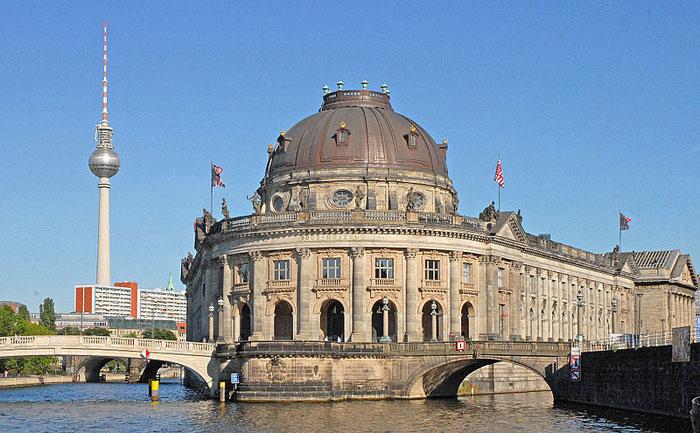 Музей Боде, Берлин, Германия. Фото: flickr.com