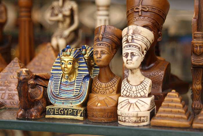 Египетские сувениры. Фото: sofiamiah/flickr.com