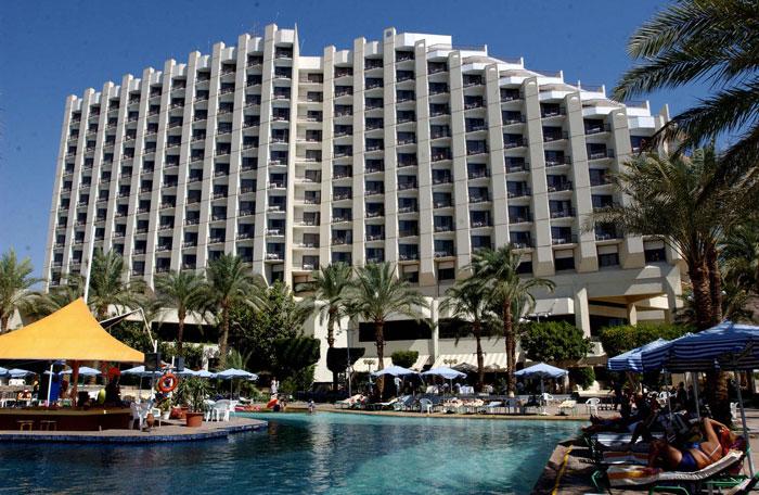 Отель Hilton Taba Resort расположен на самом новом и модном курорте Синайского полуострова, с видом на красивейший залив Акаба, в 39 км от аэропорта Таба, в 200 км от аэропорта Шарм Эль Шейх. Фото: ARIEL JEROZOLIMSKI/AFP/Getty Images