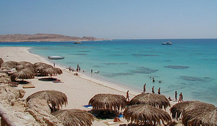 Хургада — город в Египте и туристический центр на Красном море. Фото: KarimSh/commons.wikimedia.org