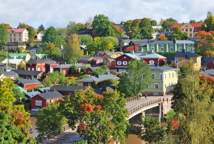 В Финляндии более 190 000 озёр и 30 национальных парков. Фото: Tatiana Savvateeva/Photos.com