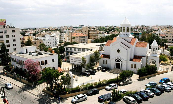 Никосия - главный экономический и культурный центр страны, столица Кипра. Фото: Alexander-Michael Hadjilyra/сommons.wikimedia.org