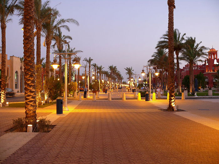 Хургада, Египет. Фото: Aligatorek/Commons.wikimedia.org