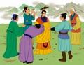 Император Шунь вдохновлял людей своим примером