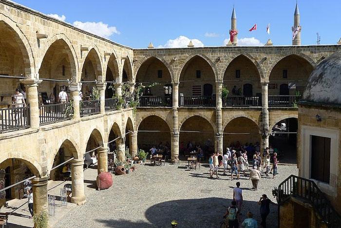 Никосия, Кипр. Фото: Ansgar Bovet/сommons.wikimedia.org