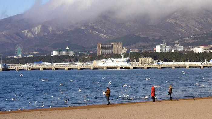 Геленджикская бухта. Фото: Mithgol Webmaster/commons.wikimedia.org