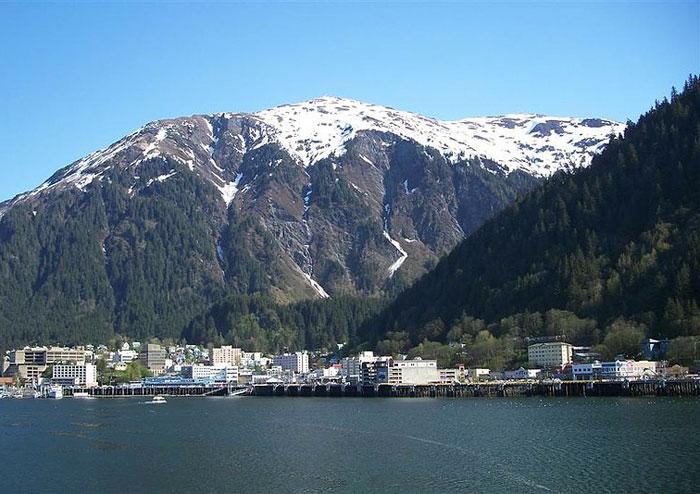 Аляска. Фото: Bill & Vicki Tracey/commons.wikimedia.org