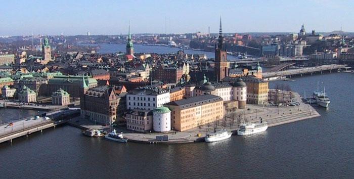 Круиз по Балтийскому морю, Стокгольм. Фото:  User:Guillermo/commons.wikimedia.org