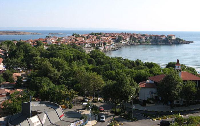 Созополь - старинный торговый и рыбацкий малый город на Черном море. Фото: Bernadetta/commons.wikimedia.org