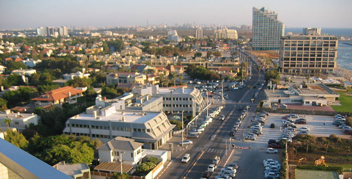 Герцлия — город-курорт в Израиле между Тель-Авивом и Нетанией. фото: Korvin2050/commons.wikimedia.org
