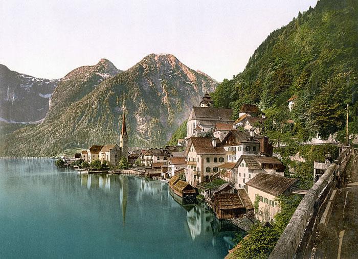 Австрия. Фото: commons.wikimedia.org