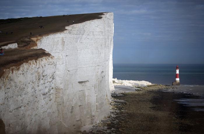 Мыс Бичи-Хед - меловой мыс на южном берегу Англии. Фото: Dan Kitwood/Getty Images