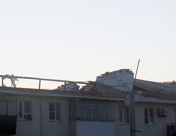 Последствия урагана в Новороссийске. Фото: Андрей Михайловский/Великая Эпоха (The Epoch Times)