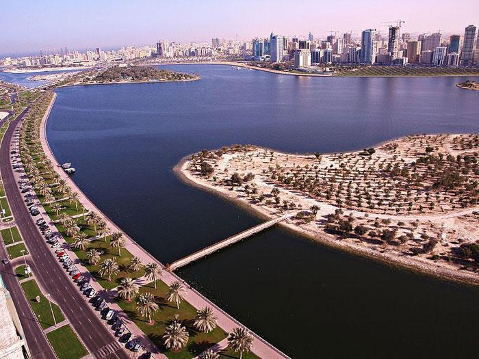 Шарджу называют культурной столицей арабского мира. Фото: BasilD Soufi/commons.wikimedia.org