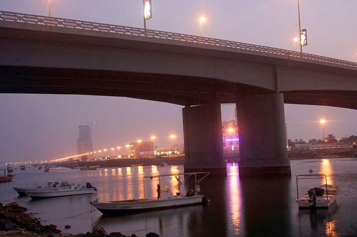 Мост в Рас-Аль-Хайма, ОАЭ. Фото: Shahin Olakara/commons.wikimedia.org