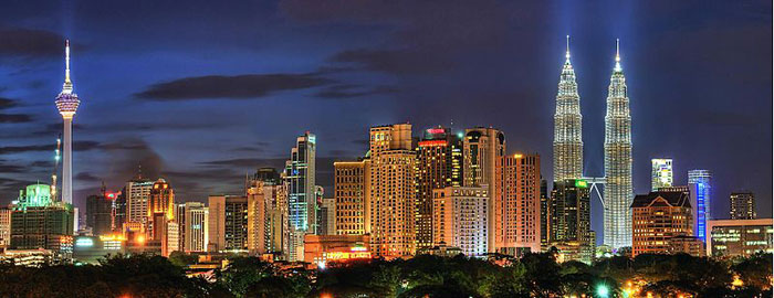 Куала-Лумпур, Малайзия. Фото: Guyfrombronx/commons.wikimedia.org