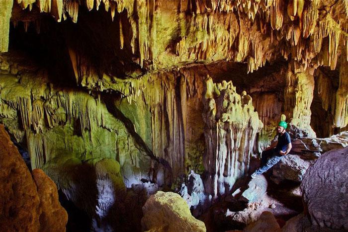 Удивительные пещеры Таиланда. Фото: animalworld.com.ua