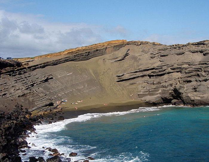 Папаколеа, Гавайи (США). Фото: jonny-mt/commons.wikimedia.org