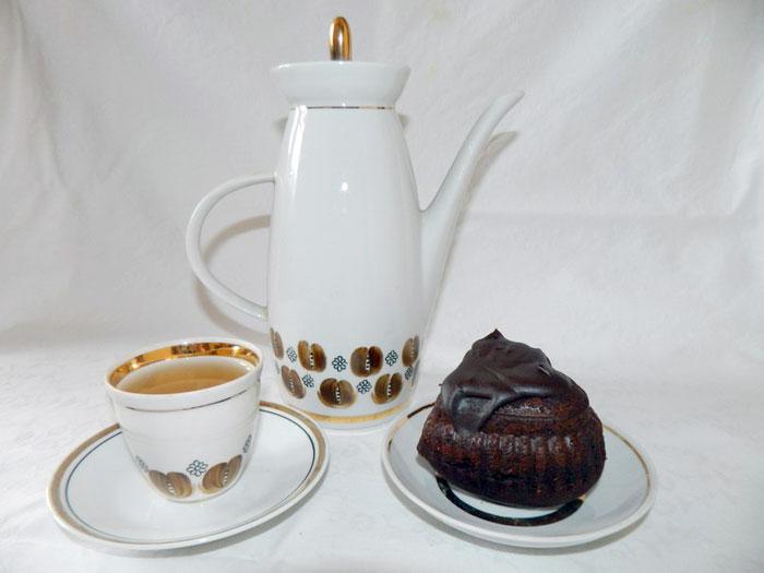 Шоколадные кексы для сладкоежек. Фото: Мария Мареева/Великая Эпоха (The Epoch Times)