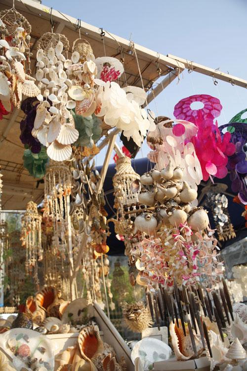 Изделия из ракушек. Фото: tolgakolcak/Photos.com