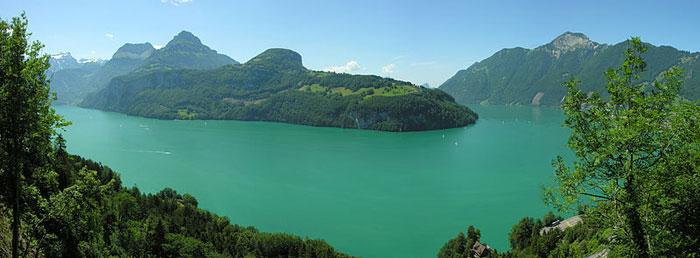 Озеро Люцерн. Фото: Hansueli Krapf/commons.wikimedia.org